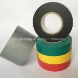 테이프를 감싸는 온라인 쇼핑 열 수축 관 PVC 포장 테이프 방어적인 까만 관