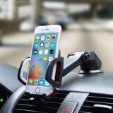 360 درجة قابل للتعديل يدور لمع سيارة جبل حامل هاتف حامل
