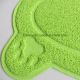 38 * 58cm PVC Pet Cat Litter Mat Dog Puppy Food Plat Bowl Placemat
