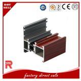 Perfiles de aluminio/de aluminio de la protuberancia para el marco de los muebles