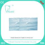 Cubierta dental plástica disponible de la bandeja, funda de la bandeja