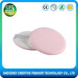 Feuilleté cosmétique de renivellement de coussin d'air de forme ronde d'aperçu gratuit pour la crème de Bb
