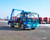 Tipo carro, carro de la carga del salto del cargador del salto 8-10m3
