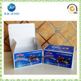 Großverkauf-Gesichtsreiniger Comstic Verpackungs-Papierkasten (JP-box031)