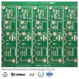 Placa de circuito impreso multicapa de alta calidad PCB con oro de inmersión
