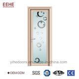 Garnitures intérieures en verre en aluminium intenses en verre Tempered de portes pour la salle de bains/chambre à coucher