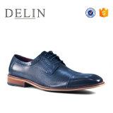 Профессиональные джентльмен модной одежды кожаные туфли для мужчин