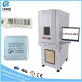 Hochleistungs--UVlaser-Gravierfräsmaschine-Präzisions-Code-Markierungs-Maschine
