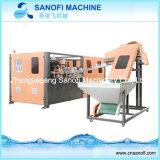 Máquina plástica automática del moldeo por insuflación de aire comprimido de la botella 200ml-2L