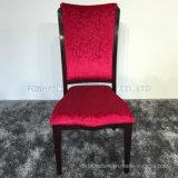 レストランの家具の卸売の高級な現代食事の模倣された木製の椅子