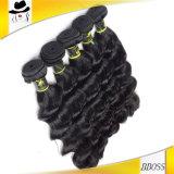 Produits capillaires des extensions brésiliennes de cheveux humains
