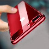 Het gegalvaniseerde Geval van de Telefoon TPU voor iPhone 8, de Dekking van het Geval voor iPhone X Geval TPU