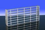 Rejilla de la barra de acero galvanizado reforzado con barras redondas de