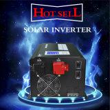 Configuração inteligente do inversor do sistema solar do projeto novo no controlador
