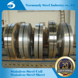 433/439 bobine/bande d'acier inoxydable du fini 2b/Ba/8K/No. 4