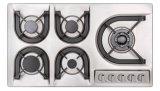 900mm 스테인리스 LPG 가스 5 가열기 Jzs95007