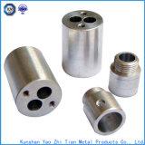 Часть высокой точности алюминиевая части металла CNC