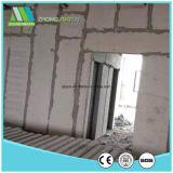 지진 수그린 지역 건축을%s 높은 안정성 Quakeproof EPS 시멘트 샌드위치 위원회