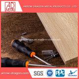 PVDF haute résistance des panneaux en aluminium anticorrosion Honeycomb pour murs rideaux/ faç Ade
