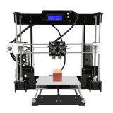 高品質2PCSのノズルは最高速度2カラーA8m 3Dプリンター機械を印刷する