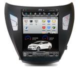 sistema de multimédios do carro 10.4inch para Hyundai Elantra 2012-2016