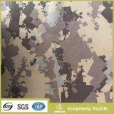 Цветастая цветастая Printable ткань шатра PU Coated воинская