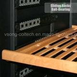 Охладитель вина управлением влажности компрессора LG одиночной оптовой продажи зоны Built-in