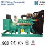 625kVA Googol 엔진 50Hz를 가진 디젤 엔진 발전기 세트