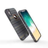 Cassa del telefono del tessuto TPU della banda per il iPhone 8