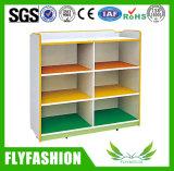 La madera linda embroma el estante del libro (SF-103C)