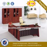 싼 가격 MFC 나무로 되는 마호가니 색깔 사무실 테이블 (HX-TA004)