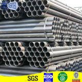 Tubo y tubo de acero redondos finos (0.5m m - 1.5m m) del espesor de pared ERW