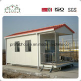 Het modulaire Huis van de Container van de Luxe van de Structuur van het Staal Prefab