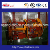 Tipo della gabbia che torce la macchina di arenamento di Strander delle macchine per industria del cavo