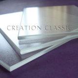3-12mm transparente en verre trempé, dessus de table en verre trempé