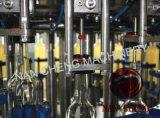 automatische abfüllende Glaszeile 2000bph für Spiritus-/Wodka-Wein