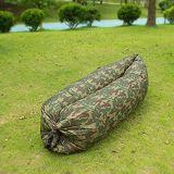 Camflageカラー空気ラウンジ、携帯用膨脹可能なエアーバッグ