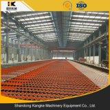 Utiliza la laminadora de alta eficiencia de la línea de producción para la Ronda Bar