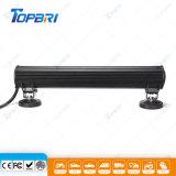 고성능 IP67는 126W LED 트럭 지붕 표시등 막대를 방수 처리한다