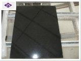 Lastra di pietra naturale nera del granito dello Shanxi