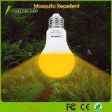 자동 회전 온/오프 LED 밤 빛 2000K 노란 색깔 모기 냉담한 LED 전구