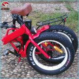 En15194 Wholesale Minielektrisches Stadt-Fahrrad-fettes Gummireifen-Fahrrad-Pedal-Lithium-Batterie-faltbares Fahrrad des falz-350W