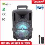 """Haut-parleur intégré Mobile-en 8 de la batterie de lumière LED colorées"""" Mini HiFi haut-parleur portable avec micro sans fil Bluetooth Cheap populaire son portable Multimed boîte chaude"""