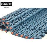 Hairise 1505 пластиковую цепь транспортера для пищевой промышленности