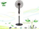 3 vitesses règlent le ventilateur de stand de la hauteur 16inch avec Contrôle-Noir éloigné