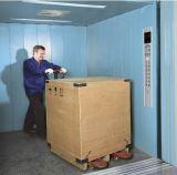 1000kg Elevador de carga para transportar mercancías