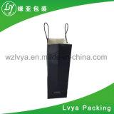 Le professionnel a produit le sac personnalisé de cadeau d'achats de papier de modèle à partir de l'usine comme promotion