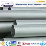 tubo de acero inoxidable inconsútil de 316ti 316ln
