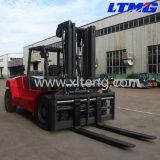 Gabelstapler-Maschine 10 Tonnen-hydraulischer Dieselgabelstapler mit wahlweise freigestellten Gabelstapler-Klapsen