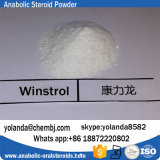 Aufbauendes Steroid-Puder Stanozolols Winstrol CAS 10418-03-8